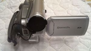 Video Camera (PV-GS36) W/Accessories
