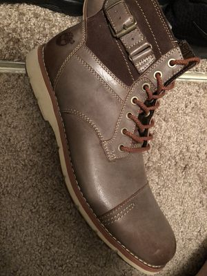 Timberlands boots size 9