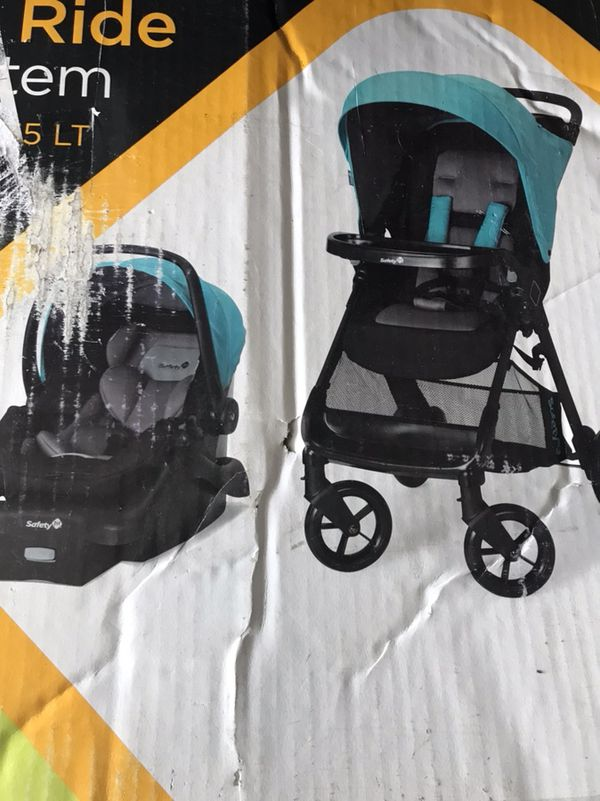 Safety first car seat stroller set (Baby & Kids) in Fontana, CA