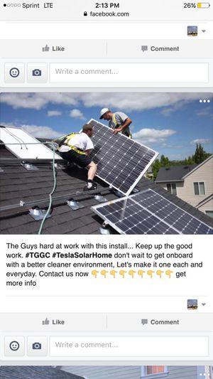Cheap solar energy