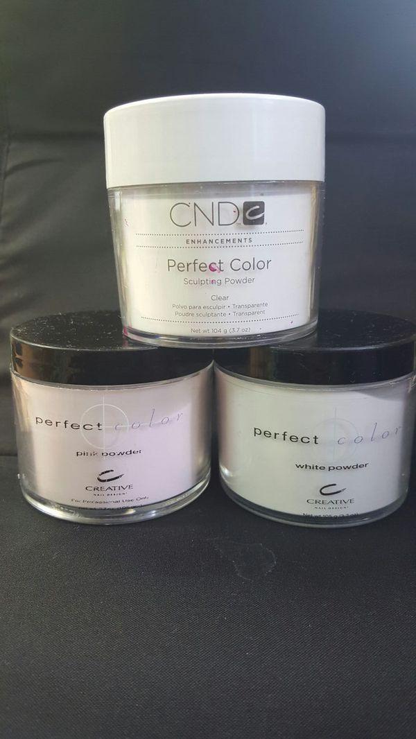 Acrylic Nail Powder ... Polvo para uñas acrílicas. (Beauty & Health ...