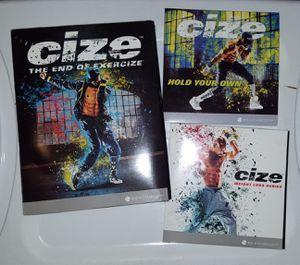 Shaun T's CIZE Dance Weight Loss Series 6 DVD Workout
