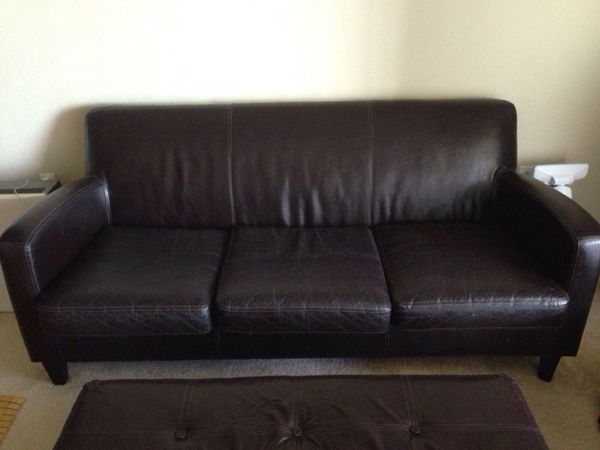 Ikea Jappling Sofa Brown Furniture In Phoenix Az Offerup