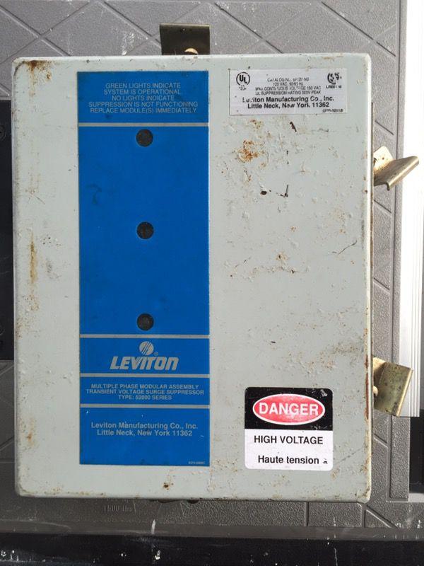 Leviton Surge Suppressor (Business Equipment) in Winter Haven, FL ...