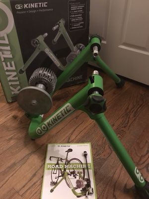 Kinetic Road Machine 2.0 Indoor Cycling Trainer