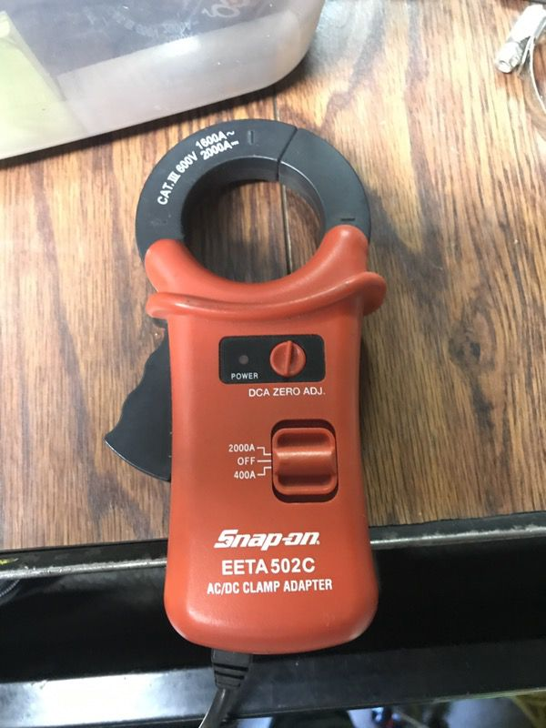Snap On Multimeter : Snap on multimeter tools machinery in dunn nc