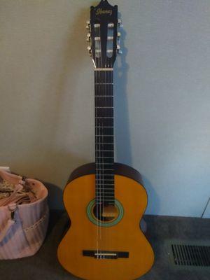 Ibanez classic guitar