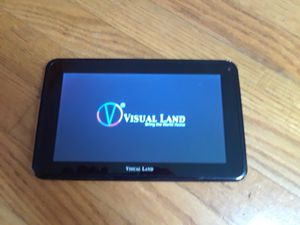 "Visual Land® 7"" Tablet"