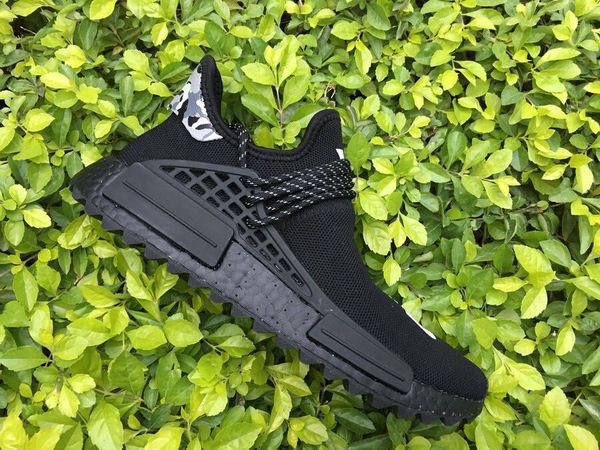 Unauthorized UA Adidas NMD Human Race Pharell You Nerd Complexcon size 4-13 available!