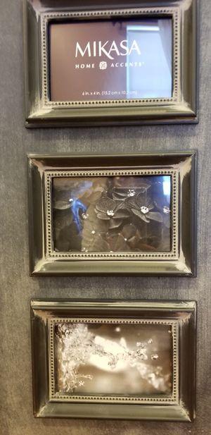 Plaster frame $25
