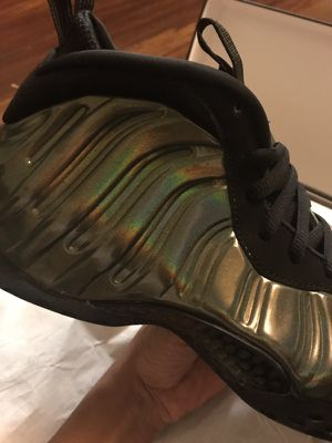 Legion Green foams size 8