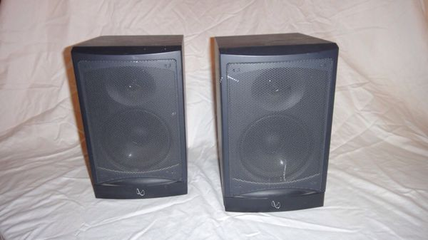 infinity surround speakers. infinity reference rs1 2-way bookshelf speakers surround