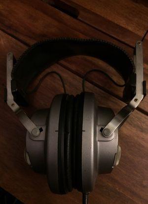 Sony Dynamic Stereo Headphones DR-S7 Studio Quality