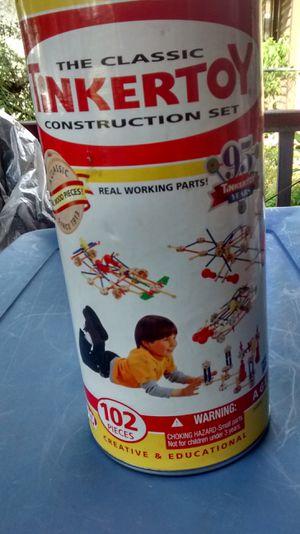 The CLASSIC PINKERTON CONSTRUCTION SET *RARE!!