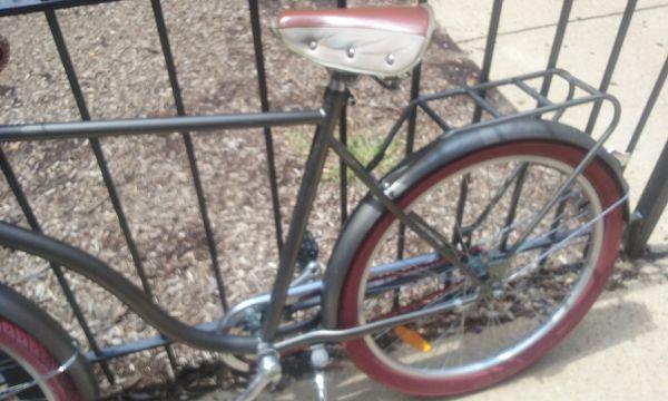 customized bike need gone Discbrakes