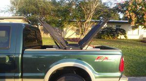 Diamondback truck topper