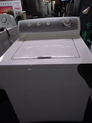 FRIGIDAIRE WASHER NEW CONDITION 3 MONTHS WARRANTY FREE DELIVERY IN ALL VOLUSIA AND SEMINOLE COUNTY