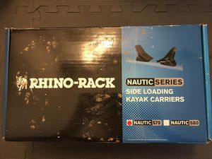 Rhino-Rack Nautic Series Canoe & Kayak Carrier - 570