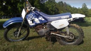 1997 Yamaha rt100