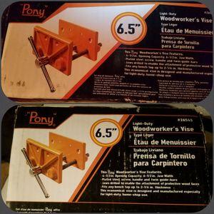 PONY Light-Duty Wood Vise