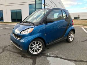 2008 Smart ForTwo Passion 68k Miles (MADE BY MERCEDES)