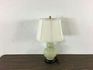 Green Ceramic Table Lamp (1011681)