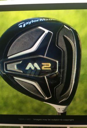 Taylormade m2 3 wood 2016