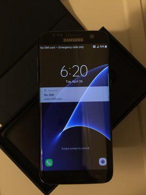 Samsung Galaxy S7 edge,32 GB, excellent condition factory unlocked