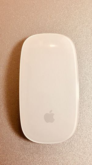 Apple Magic Mouse (for Apple and PC)