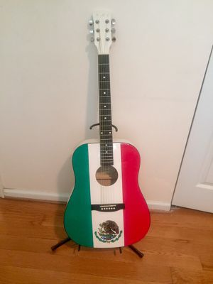 Mexican Guitar w/ stand