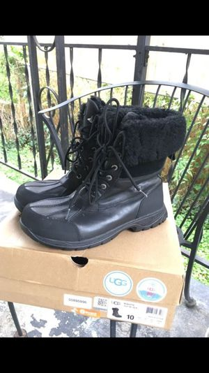 Men's Ugg Boots - Size 10 (foldable)