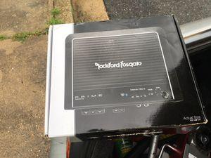 Rockford Fosgate Prime R500X1D 500 Watt RMS Mono Block Class D Car Audio Amplifier