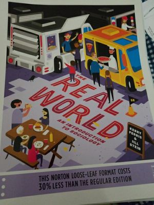 The real world. An introduction to Sociology. Fifth Edition