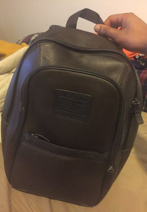 Used Coach Back Pack