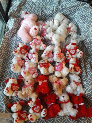 28 teddy bears