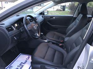 2012 VW jetta SE