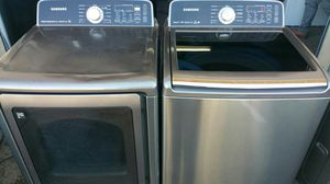 Set Washer and Dryer Samsung