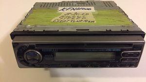 KENWOOD AM / FM, CD CAR STEREO