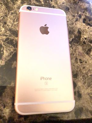 IPHONE 6S 32GB AT&T , h20 , net 10 or you can unlock