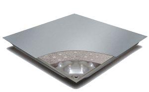 2800 SQ ft new raised floor panels for basement or business
