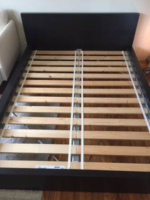 ikea full bed frame mattress