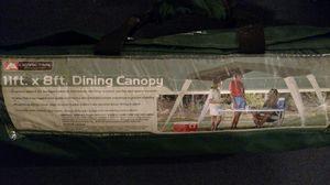 Ozark dining canopy 11ft x 8ft