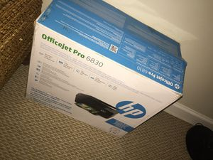 Officejet Pro 6830 for the absolute low