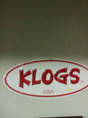 Klogs (sign)