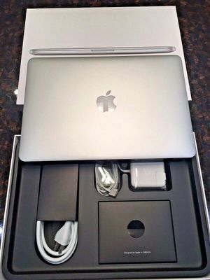 512GB SSD Retina MacBook Pro