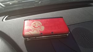Mario 3ds xl limited edition