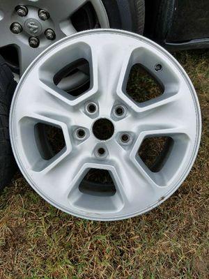 Keep Cherokee wheels