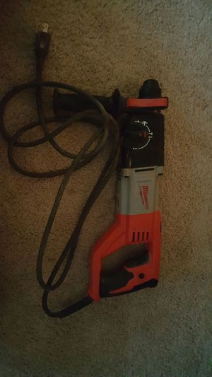 rotary hammer drill Milwaukee precio firme no ofertas gracias