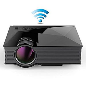 WiFi Multimedia Portable Mini LED Projector