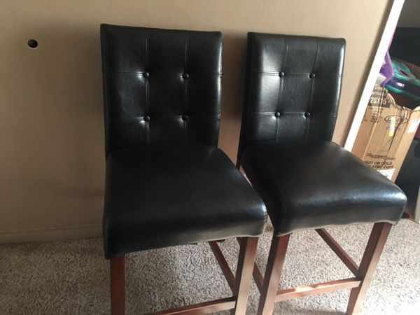 2 sillas para comedor alto como nuevas (Furniture) in Bakersfield ...
